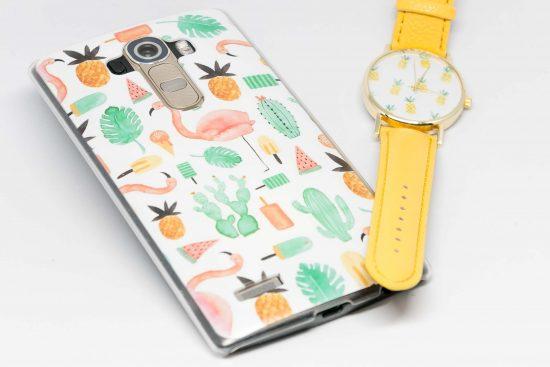 Funda móvil LG G4