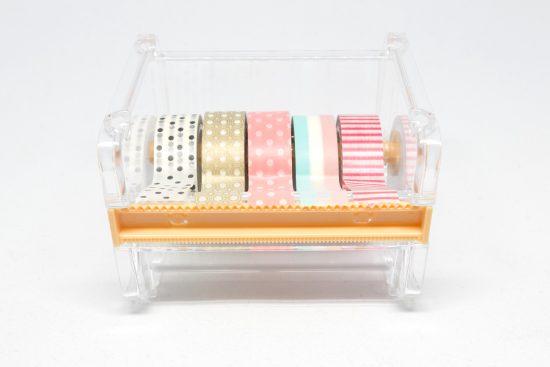 Dispensador washi tape