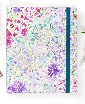agenda 2020 relieve flores oro
