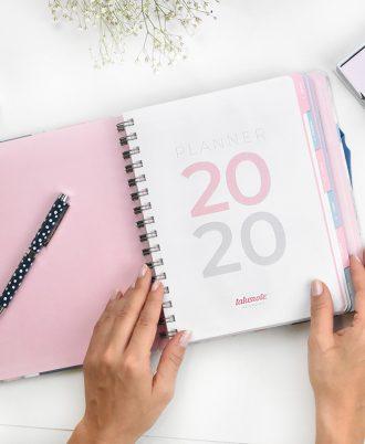 agenda 2020 diseño