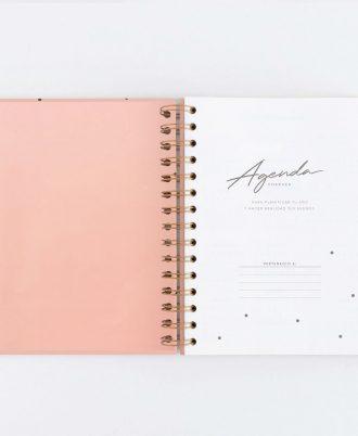 primera pagina agenda sin fechas