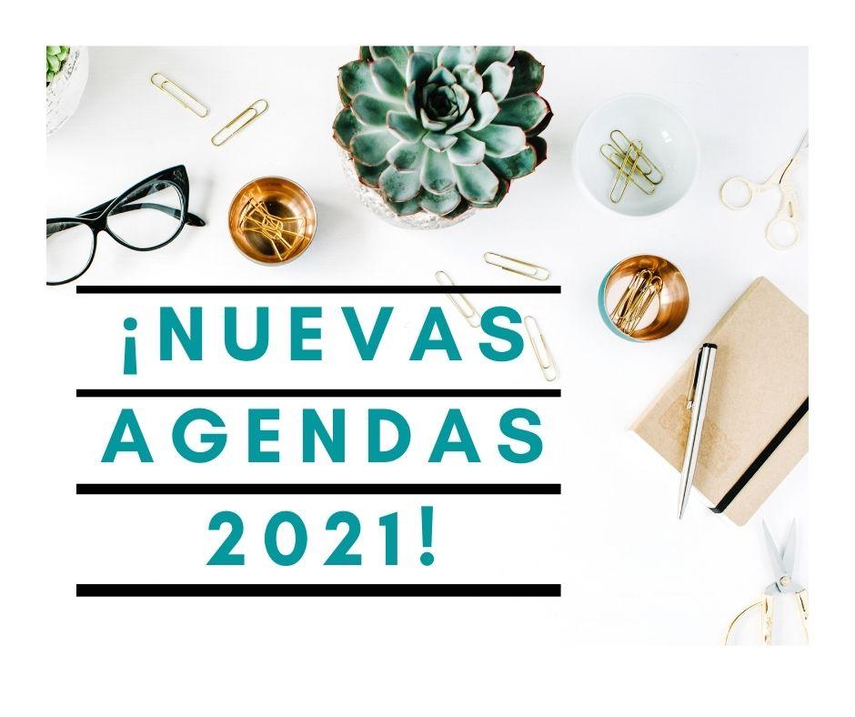 seleccion agendas diseño 2021